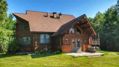 Warba MN Single Family Home For Sale: $225,900