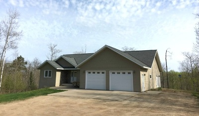 Coleraine MN Single Family Home Sold: $310,000