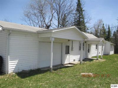 Itasca County Single Family Home For Sale: 36412 Hwy 7
