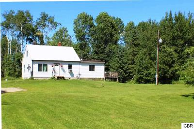 Itasca County Single Family Home For Sale: 28776 Hwy 1