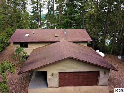 Single Family Home Sold: 34228 S Pughole Lake Rd