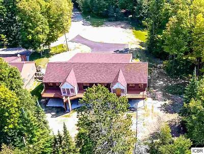 Grand Rapids Single Family Home For Sale: 20553 Mishawaka Shores Cir