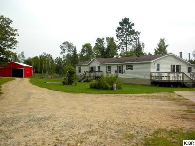 Hill City MN Single Family Home For Sale: $179,000