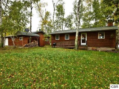 Marcell MN Single Family Home For Sale: $259,900