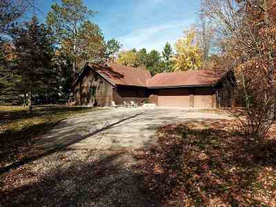 Cohasset MN Single Family Home For Sale: $549,900