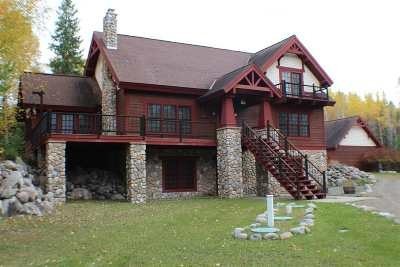 Itasca County Single Family Home For Sale: 50959 Hwy 38