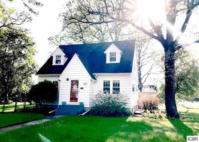 Single Family Home For Sale: 521 NE 3rd Ave