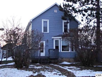 Chisholm, Hibbing Single Family Home For Sale: 3711 W 3rd Ave