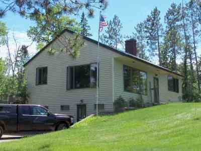 Single Family Home For Sale: 39183 Plughat Point Rd