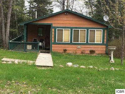 Single Family Home For Sale: 41820 Bald Eagle Dr