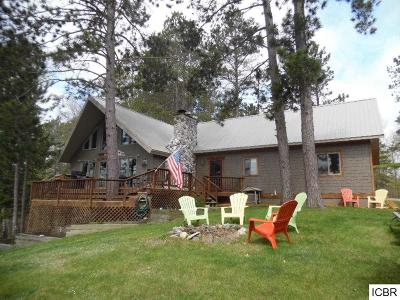 Itasca County Single Family Home For Sale: 32659 Fox Lake Trl