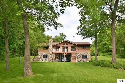 Single Family Home For Sale: 50977 County Rd 35