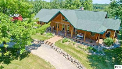 Itasca County Single Family Home For Sale: 25647 County Rd 52