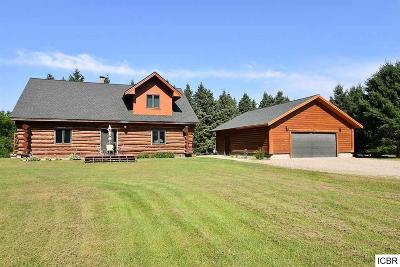 Itasca County Single Family Home Act-Contingent Inspection: 1112 Prairie River Trl