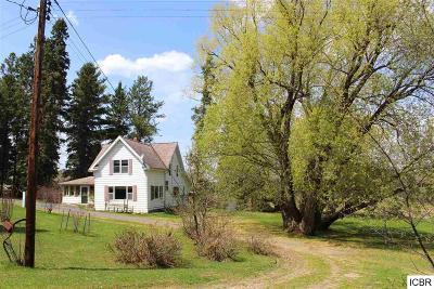 Single Family Home For Sale: 5844 River Rd