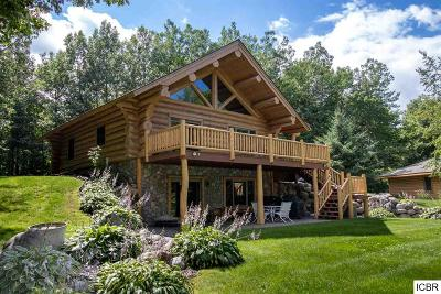 Itasca County Single Family Home For Sale: 24880 Channel Heights Rd