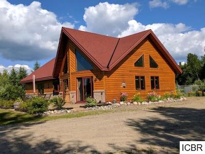Itasca County Single Family Home For Sale: 44645 Golf Course Rd