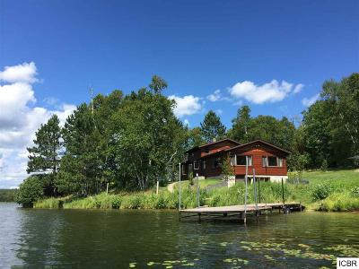 Itasca County Single Family Home For Sale: 29486 Ivy Rd