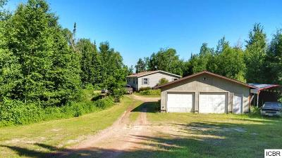 Single Family Home For Sale: 43216 S Fork Lake Rd