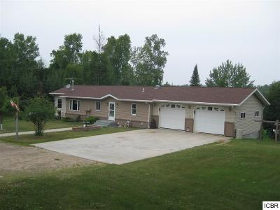 Hibbing, Chisholm Single Family Home Act-Contingent Inspection: 12813 Guello Rd