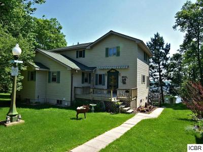 Itasca County Single Family Home For Sale: 29620 W Shore Dr