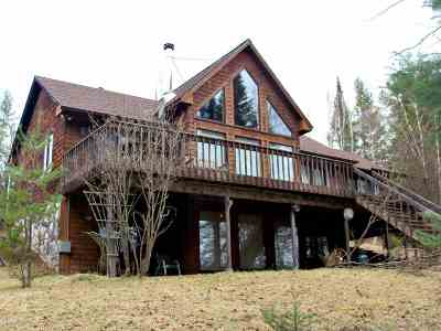 Itasca County Single Family Home For Sale: 26765 Lum Lake Rd