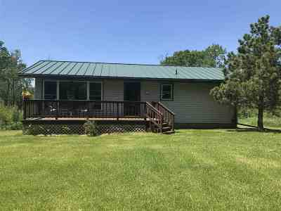 Single Family Home For Sale: 42889 Hwy 65