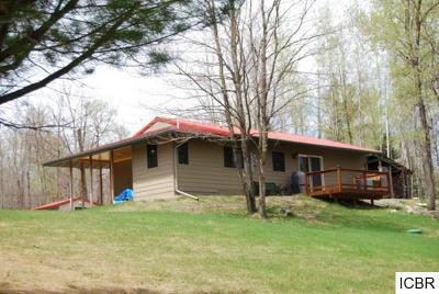 Single Family Home For Sale: 28899 Prairie Lake Rd