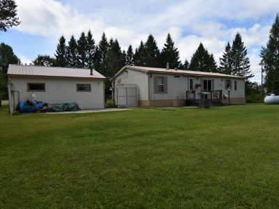 Single Family Home For Sale: 21122 E Hwy 2
