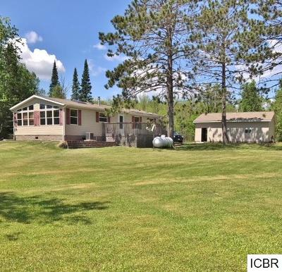 Single Family Home For Sale: 28793 Prairie Lake Rd