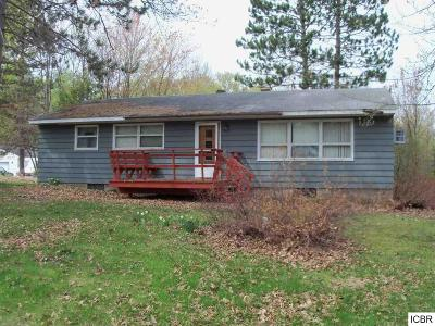 Single Family Home For Sale: 33050 Gary Dr