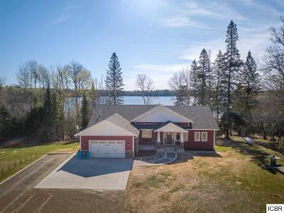 Itasca County Single Family Home For Sale: 54560 W Horseshoe Lake Rd