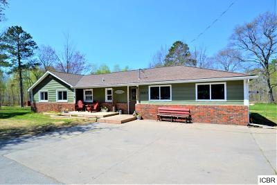 Single Family Home For Sale: 20477 Wendigo Park Rd