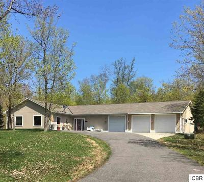 Single Family Home For Sale: 19306 Tolerick Rd