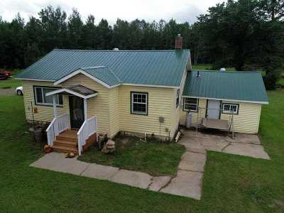 Single Family Home For Sale: 39911 County Rd 125