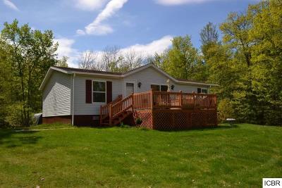 Single Family Home For Sale: 23679 Stark Rd