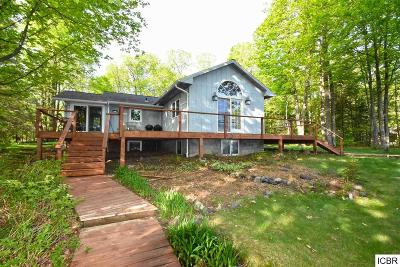 Grand Rapids Single Family Home For Sale: 33110 Crystal Springs Rd