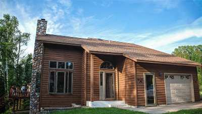 Itasca County Single Family Home For Sale: 31924 Gunn Lake Trl