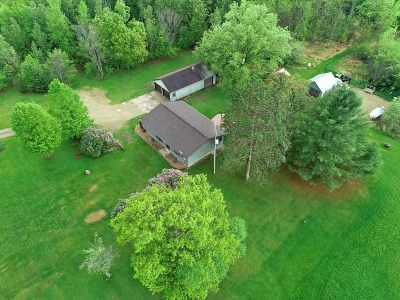 Single Family Home For Sale: 38041 County Rd 257