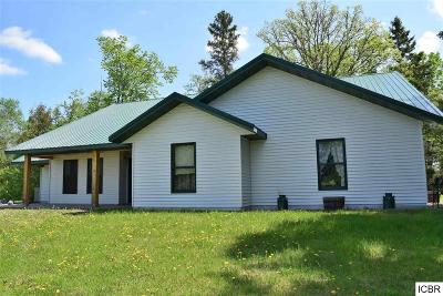 Itasca County Single Family Home For Sale: 59276 Old Wirt Rd