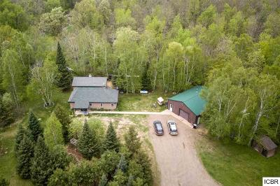 Single Family Home For Sale: 20200 Timberlodge Rd