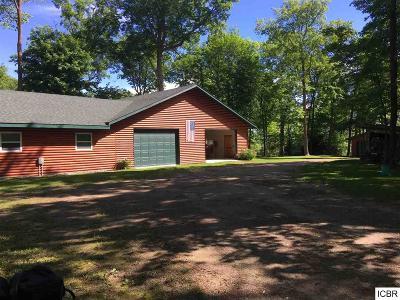 Itasca County Single Family Home For Sale: 50708 Virgin Lake Trl