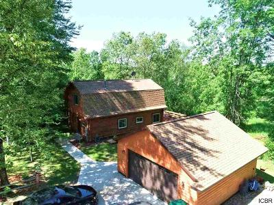 Aitkin County Single Family Home For Sale: 67217 348th Place