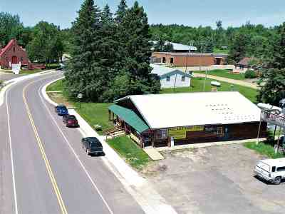 Commercial For Sale: 211 NW Ione Ave