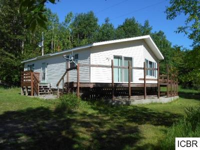 Itasca County Single Family Home For Sale: 38811 Hwy 38