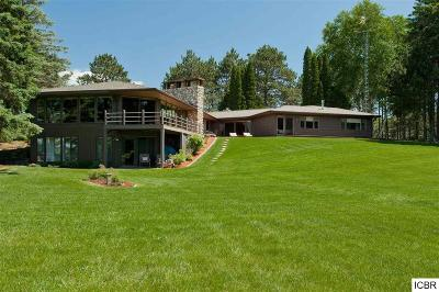 Single Family Home For Sale: 3025 Golf Course Rd