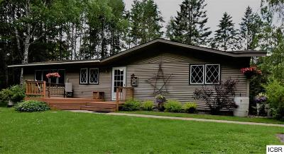 Single Family Home For Sale: 34245 Sipe Rd