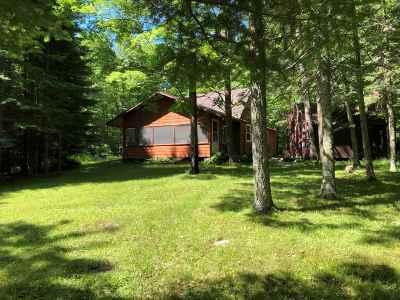 Single Family Home For Sale: 8356 NE Sugar Lake Ln