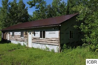 Itasca County Single Family Home For Sale: 43360 Deer Point Rd