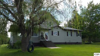 Single Family Home For Sale: 61391 372 Pl